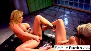 Shyla & Bridgette are a perfect match!
